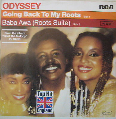 ODYSSEY - Going Back To My Roots/Baba Awa (Roots Suite)
