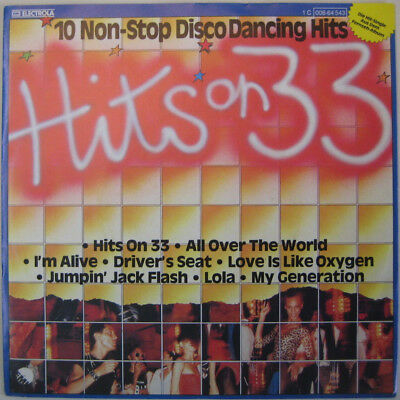 Hits on 33 10 Non-Stop Disco Dancing Hits