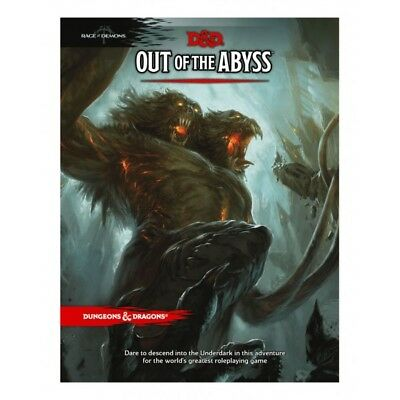 Dungeons & Dragons Rpg Adventure Rage Of Demons - Out Of The Abyss Eng [1205865]