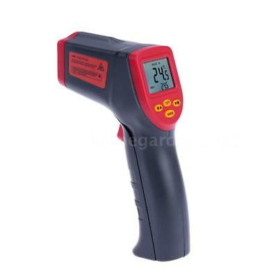 Digital  LCD Infrared IR Thermometer Temperature Tester Pyrometer Backlight H1W0