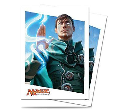 MTG Magic the Gathering Sleeves - Oath of the Gatewatch - Jace (80 sleeves)