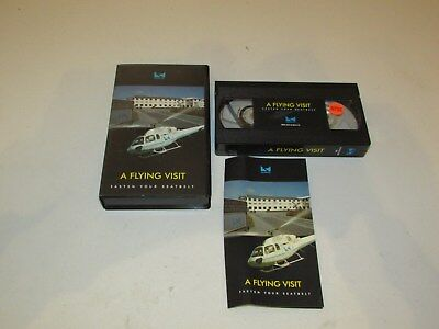 Quantel Company Promotional VHS Tape A Flying Visit