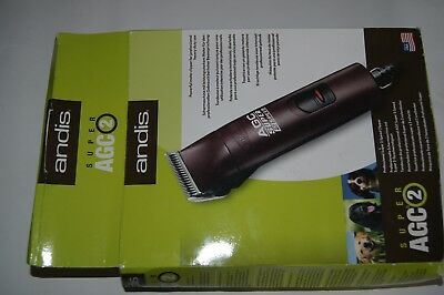 Andis SUPER AGC2  Professional Animal Clippers Excellent Power For Pet
