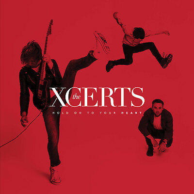 The Xcerts - Hold On To Your Heart (NEW CD ALBUM)