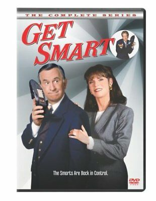 Get Smart: The Complete Series [DVD] NEW!