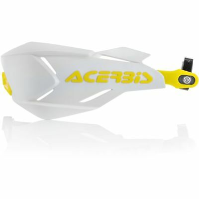 Acerbis 0022397.234 Hand Guard X-Factory White/yellow