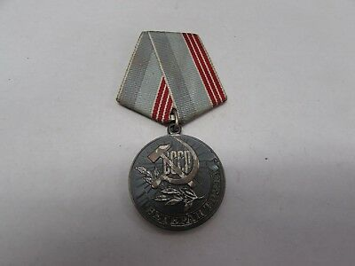 Post WWII Russian Veteran of Labor medal.   MK73