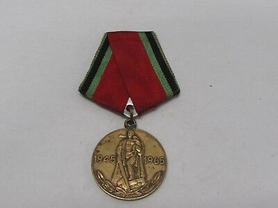 Post WWII Russian 20 year end of WWIl medal.   MK80