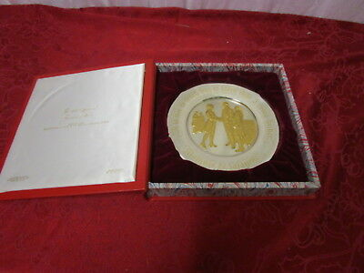 PRE OWNED Franklin Mint The 1977 Official Freedom Plate(450)
