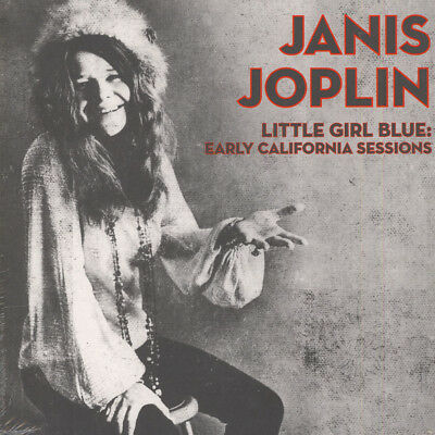 Janis Joplin - Little Girl Blue: Early Califor (Vinyl LP - 2017 - EU - Original)