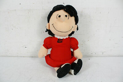 "Vintage 1953 Lucille Lucy Peanuts Gang 12"" Plush Toy"