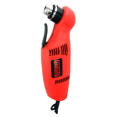 """Neiko 3/8"""" Variable Speed Close Quarters Right Angle Drill 10529A"""