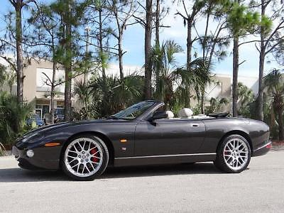 2006 Jaguar XK8 Jaguar XK XKR Victory Edition Convertible  xk8 2006 Jaguar XKR * NO RESERVE * VICTORY EDITION * LOW 50K MILES CONVERTIBLE
