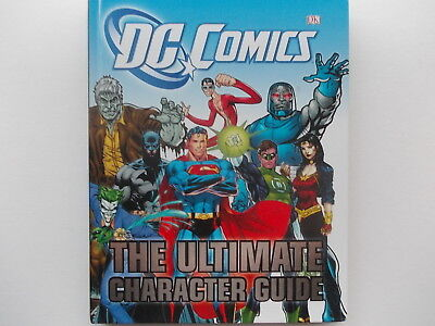 Marvel Comics The Ultimate Character Guide (Hb)