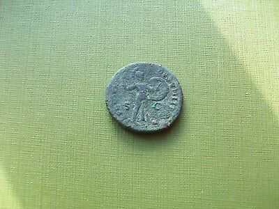 Unknown Roman Coin: Welbourn, Lincolnshire. Metal Detector Find.