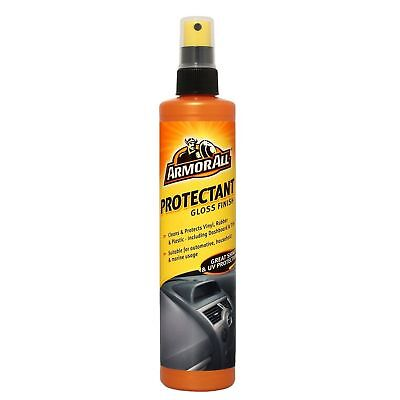 ARMORALL PROTECTANT GLOSS FINISH INTERIOR CLEANER CAR VAN TRIM DASHBOARD 300ml