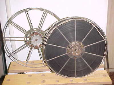 2 Vintage 35 MM Film Reels  Movie One In A Million 1930's