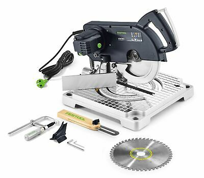Festool Bar Saw Mitre Saw Symmetric Sym 70 E Sym70E Inkl. Saw Blade 561160