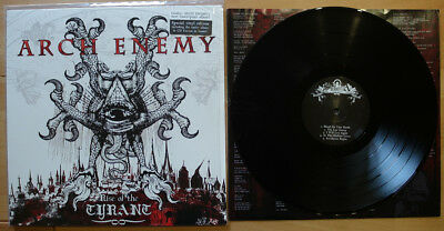 Arch Enemy - Rise of the Tyrant LP Vinyl