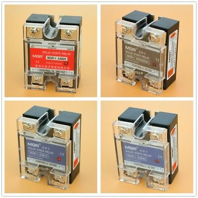 Solid State Relay Alloy Heat Sink SSR 10DA 40DA 50DA 10DD 25DD 25AA 60AA Relay