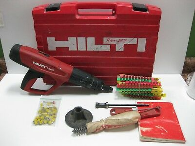 **NICE** Hilti DX 460 Powder Actuated Fastening Tool w/ X-460-F8 Nose