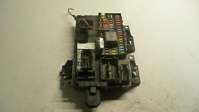 Ny458-6 Oem Warranty 2010 2011 Ford Fusion Milan Multifunction Fuse Box Module