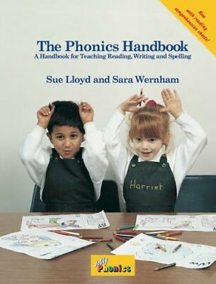 The Phonics Handbook in Precursive Letters (BE) by Sue Lloyd 9781870946070