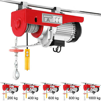 Electric Scaffolding Winch Gantry Hoist For Lifting 100KG-1000KG Workshop Garage