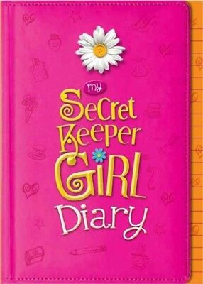 My Secret Keeper Girl Diary (Diary), Gresh, Dannah, 9780736960007