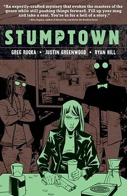 Stumptown Volume 4, Rucka, Greg, 9781620103012