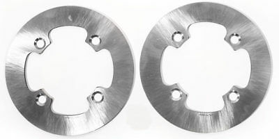 2016 Polaris Ranger XP 570 - Front MudRat Brake Rotors Discs X 2