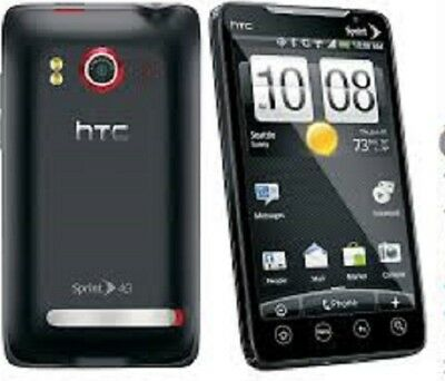 Nice HTC PC36100 EVO 4G (Sprint) Android Smartphone