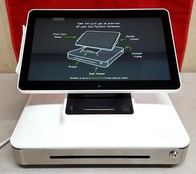 Elo Touch Solutions PayPoint All-In-One POS System ESY13P1 Refurbished