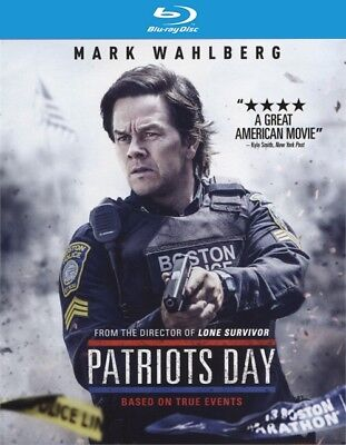 Patriots Day (Blu-ray Disc, 2017)