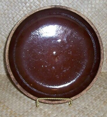 Late 18Th Century Early 19Th Primitive Century Plate