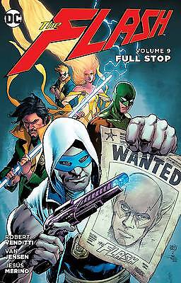 Flash New 52 Volume 9: Full Stop Softcover Graphic Novel