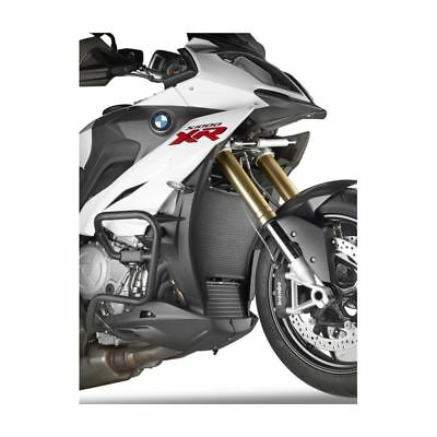 Givi Pr5119 Grill Protection Radiator Shaped Stainless Steel Black
