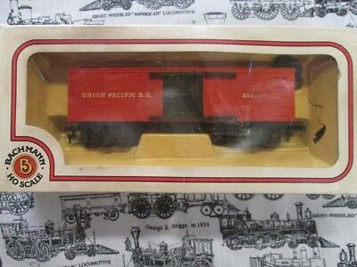 HO Scale Union Pacific Old Timer Box Car #556 by Bachmann