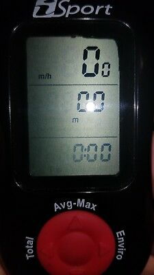 IBike ISport Pro, Power Meter, Road or Mountain Bike. Perfect Condition