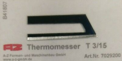 AZ Formen hot knife blades. T 3/15 thermomesser lot of 5 new Free Shipping!!