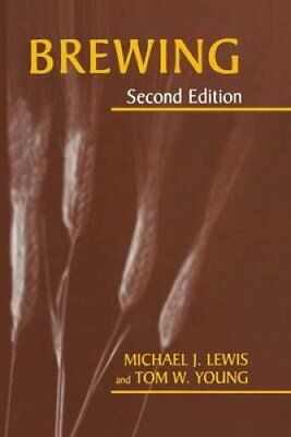 Brewing by Michael J. Lewis, Tom W. Young (Paperback, 2002)