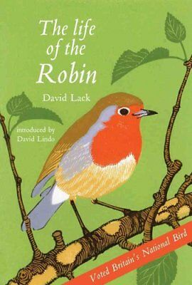 The Life of the Robin by David Lack 9781843681304 (Paperback, 2016)
