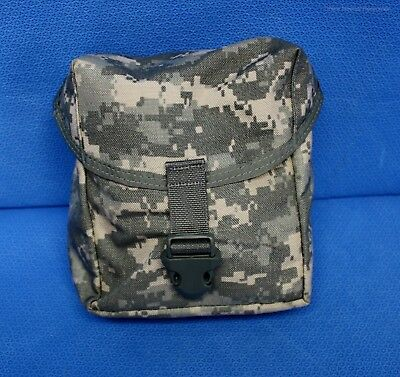 IFAK Individual First Aid Kit Carrying Case Pouch USGI ACU Camo Molle New