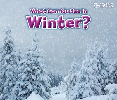 What Can You See In Winter? (Seasons) (Hardcover), Smith, Sian, 9781406283242