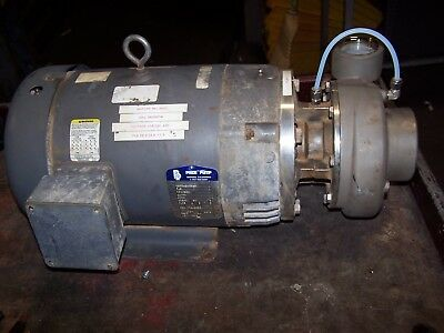 "Price 3"" X 2"" Stainless Steel Magnetic Drive Pump 7.5 Hp 400 Gpm Xt200Ss"