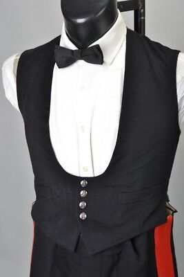 Royal Corps of Signals Officer's 1936 Dublin Tailored Mess Dress  Waistcoat. CPK
