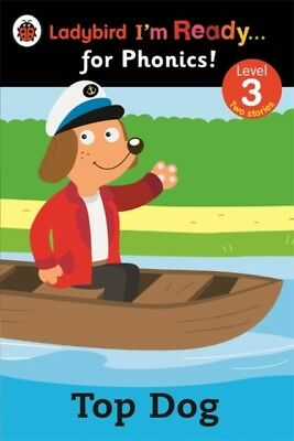 Top Dog: Ladybird I'm Ready for Phonics: Level 3 (Im Ready for Ph...