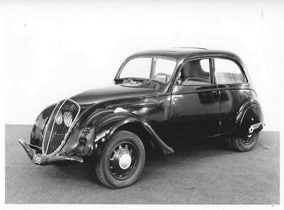 1938 Peugeot Berline 202 Type N2 ORIGINAL Factory Photo oua1547