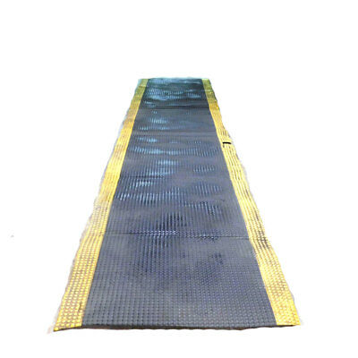 Industrial Factory/Assembly Line Anti Fatigue Floor Mat 16.5' L X 3.375' W