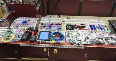 Pico Scope 4425 4channel Automotive USB Storage Oscilloscope With Lots Extras